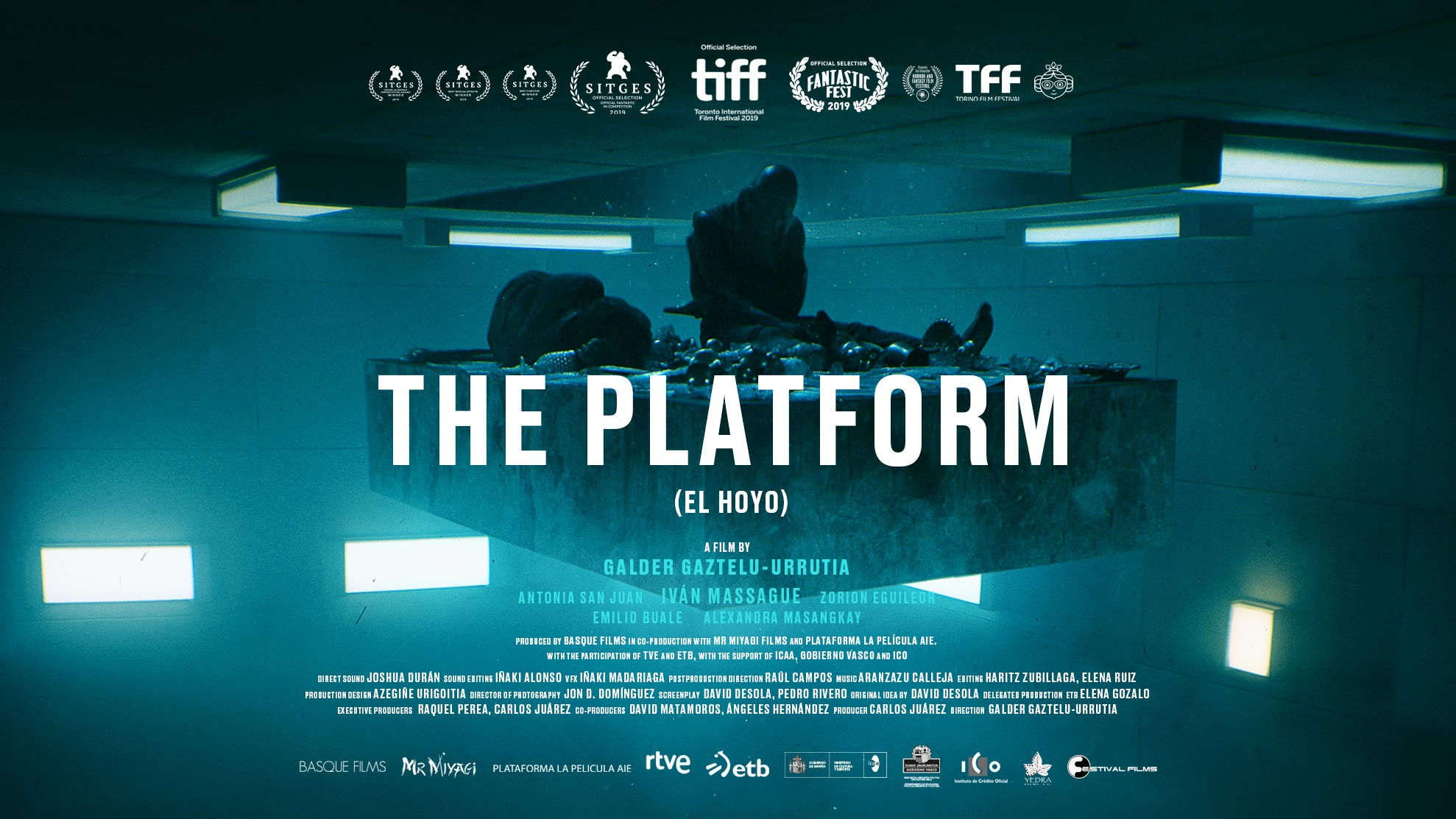 Behind The Sound Of The Platform