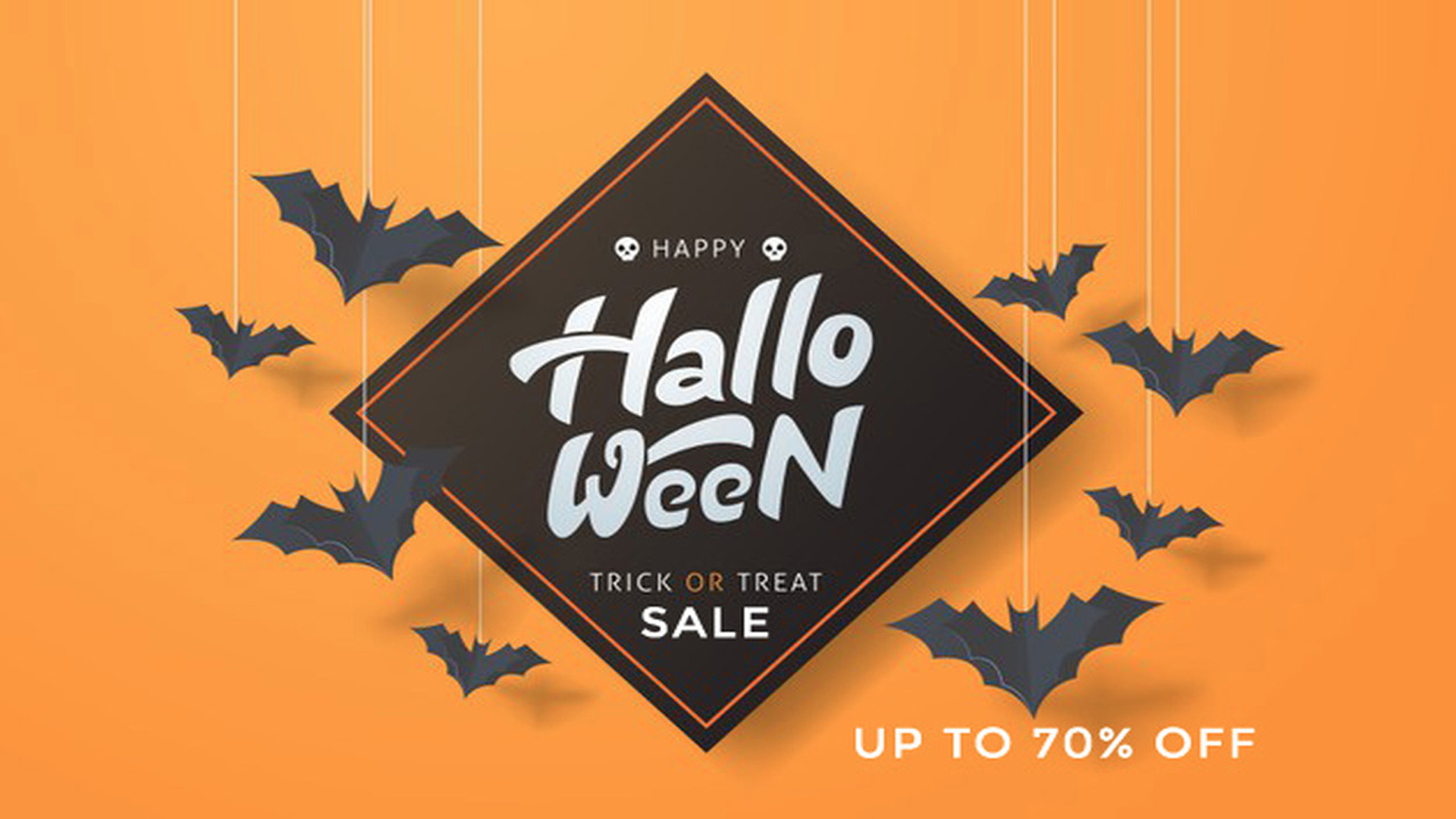 We Sound Effects Halloween Sale Up To 70% OFF [Includes Free SFX]